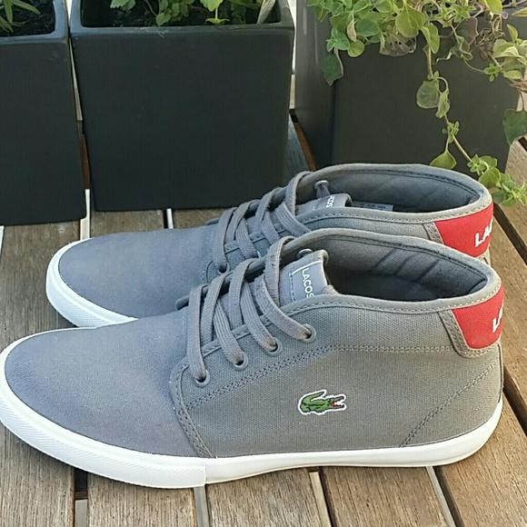 Lacoste Shoes | Lacoste Ampthill Boys
